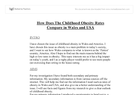 childhood obesity international baccalaureate world literature  document image preview