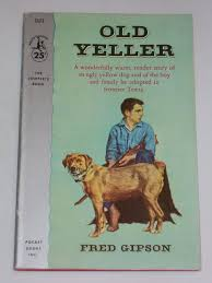 old yeller pocket 1177 the plete book fred gipson carl burger amazon books