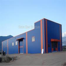 Factory Building Design Hot Item Modern Light Steel Structure Workshop Factory Building With Best Design