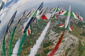 Misano, Made in Italy race with the Frecce Tricolori – Pledge Times
