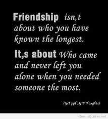 New Quotes About Friendship Custom New Friendship Quote