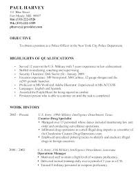 Military To Civilian Resume Examples Awesome Veteran Resume Template Thewokco
