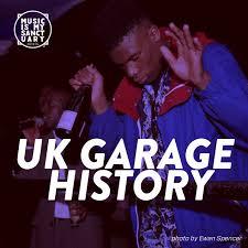 Speed Garage Chart Uk Garage History Family Tree 20 Years Of Ukg