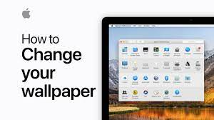 wallpaper on your Mac — Apple Support ...
