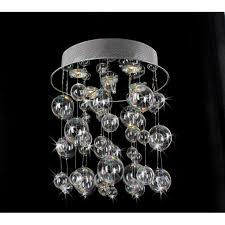 stainless steel fixture full size of accessories modern flush mount chandelier round shape clear glass shade 3 lights