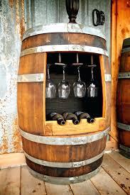 wine barrel wine rack furniture. Wine Barrel Rack Australia Kb Classic Vertical Glass And Bottle Half Racks For Sale Nz Furniture M