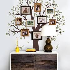 shelving tree wall decal narrow family tree decal two colors wall decals  narrow family tree wall . shelving tree ...