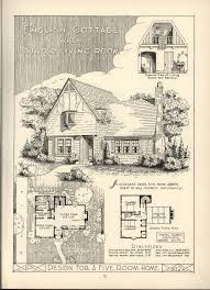 storybook cottage house plans free unique lake s lumber coal english cottage revival plan