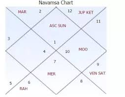 What Is The Difference Between Birth Chart And Navamsa Chart