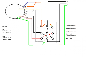 single phase motor wiring diagram with capacitor start wiring Reversible AC Motor Wiring Diagram at Capacitor Start Induction Run Motor Wiring Diagram