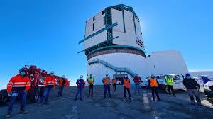 Back on the Summit   Rubin Observatory