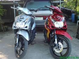 the pink and gray wires of cyclone alarm karera kami ni misis mga 50km h lang