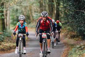 sportive events m parion organised rides can provide inspiration and motivation for cyclists who might otherwise be inclined to put the bike