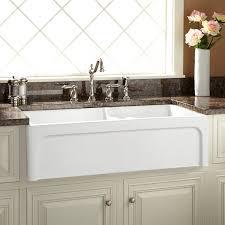 Fireclay Sink Reviews sinks glamorous fireclay apron sink fireclayapronsinkfireclay 3876 by xevi.us