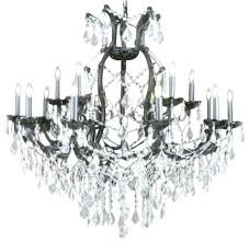 black crystal chandelier beads jet with clear traditional home design black crystal chandeliers