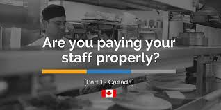 are you paying your restaurant staff