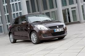 new car launches in germanySuzuki Launches Special Edition Swift XTRA In Germany