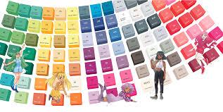Ohuhu Color Chart Ohuhu 120 Colors Dual Tips Alcohol Art Markers Fine Chisel