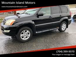 Lexus Pickup Trucks Vans For Sale Charlotte Mountain Island Motors