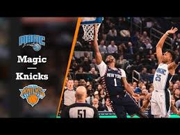 Orlando Magic vs New York Knicks - Full Game Highlights | Feb 26 ...