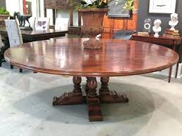 round wood dining table with leaf solid wood round table solid wood solid wood round dining