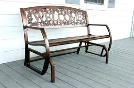 porch swing glider frame wooden swings bench plans patio ideas