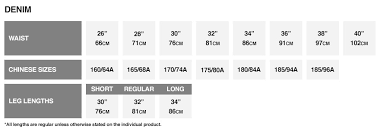 Superdry Mens Jacket Size Chart Surplus Goods Aviator Pant