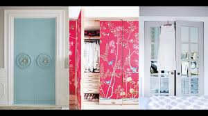 closet door ideas diy sliding with curtain for small bedroom makeover installation repair 2018