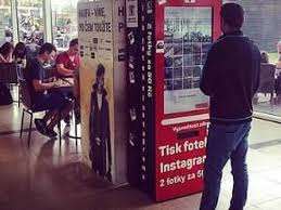 Vending Machine Buyers Classy Now You Can Buy Instagram Followers From A Vending Machine Long Room