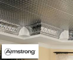 Armstrong Decorative Ceiling Tiles Interior Wood PVC Millwork Moulding Molding Trim in South 48