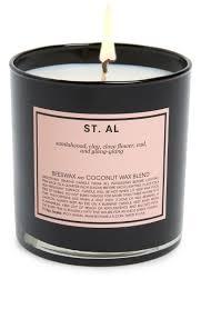 Et Al Designs Beeswax Candles Boy Smells St Al Scented Candle Candles Scented Candles