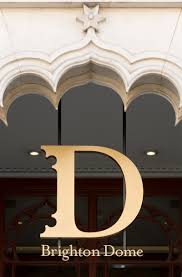Johnson Banks Design Ltd Brighton Dome Johnson Banks