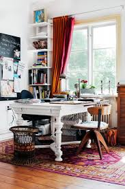 vintage shabby chic inspired office. 30 Bohemian Chic Homes To Inspire Your Inner Boho Babe Vintage Shabby Inspired Office C