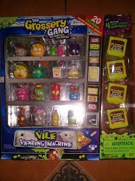 Grossery Gang Vile Vending Machine Custom The Grossery Gang Vile Vending Machine 48pcs Exclusivas 4848
