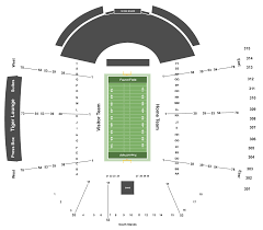 Faurot Field Seating Chart 2018 Missouri Tigers Vs West Virginia Mountaineers On 09 7 2019