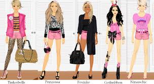 play stardoll dressup game