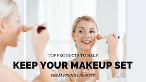 top s to help your makeup stay put