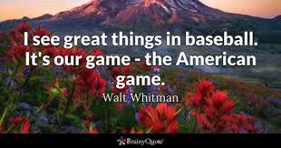 Good Baseball Quotes Good Baseball Quotes Best Baseball Quotes Brainyquote Motivational 71