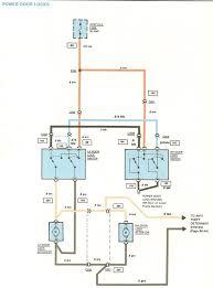 power door locks on 1981 corvetteforum chevrolet corvette here is a good schematic