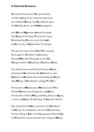 A poem containing the first 100 elements of the Periodic Table The ...
