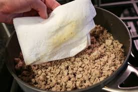 cooked ground turkey.  Cooked Step 2 For Cooked Ground Turkey