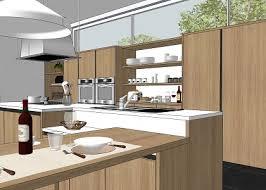 Sketchup Kitchen Design Gorgeous Free 48D Models KITCHEN MODERN KITCHEN KALI ITALIAN DESIGN By