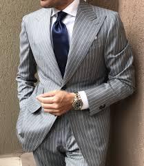 Light Grey Pinstripe Suit Combinations Manhattan Light Grey Pinstripe Suit Grey Pinstripe Suit