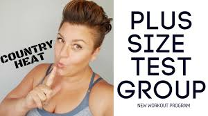 weightloss group plus size test group country heat weight loss youtube