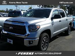 2018 New Toyota Tundra 4WD SR5 CrewMax 5.5' Bed 5.7L at Kearny ...