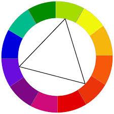 Color Scheme And Color Wheel