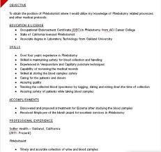 ... Qualifications Resume, Phlebotomist Resume Sample Phlebotomy Resume  Skills By Jack Myers Traveling Phlebotomist Resume Sample ...