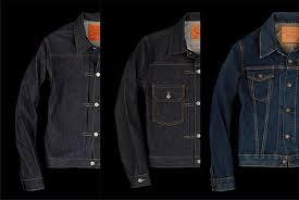 levi s denim trucker jacket overview type i ii