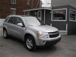 Used 2006 Chevrolet Equinox 3 40 Lt Awd Liquidation Cuir Toit Tout Quip Montreal Wheels Ca