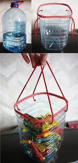 diy plastic bottle basket diy projects usefuldiy com zero waste weekzero waste week